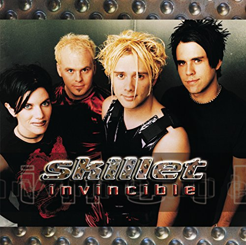 Invincible Album Cover