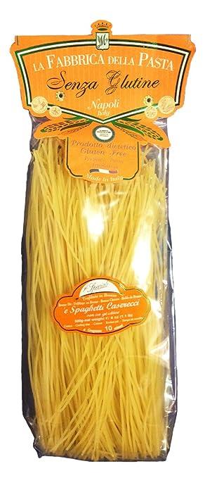 La fábrica della Pasta Sin Gluten Espaguetis caserecci de ...
