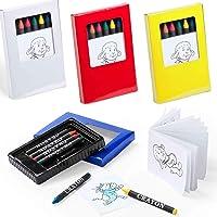 Lote 8 Sets Pinturas Infantiles para Colorear, Cada