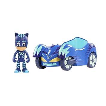 PJ Masks - Vehículos Gatauto y Gatuno (Bandai 24575)