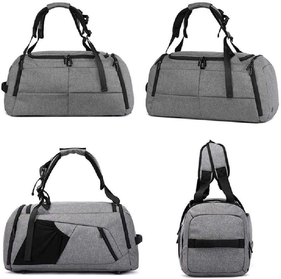 zhuao Bergsteigenfitnessrucksack, Multifunktionssporttasche, Multifunktionshandtasche L I