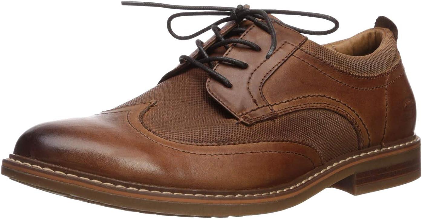 Skechers Bregman Modeso, Zapatos de Cordones Oxford para Hombre