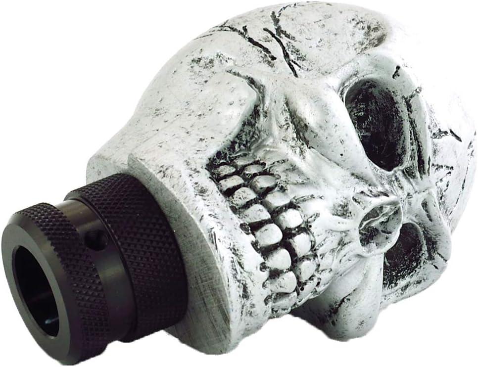 Interior Accessories Silver Devil Head Shape Stick Shift Knobs for ...
