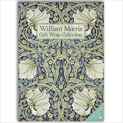 Pimpernel Gift Wrap Collection William Morris