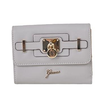 347f84e8061 Portefeuille et porte-monnaie Guess de la gamme Greyson pour femme (dove)