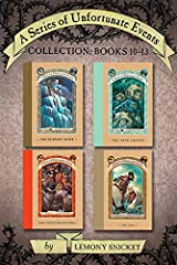 A Series of Unfortunate Events Collection: Books 10-13 (A Series of Unfortunate Events Boxset Book 4) Kindle Edition