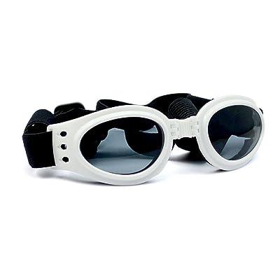 WESTLINK Dog Sunglasses Eye Wear UV Protection Goggles Pet Fashion Medium