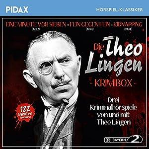 Die Theo Lingen Krimi-Box Hörspiel