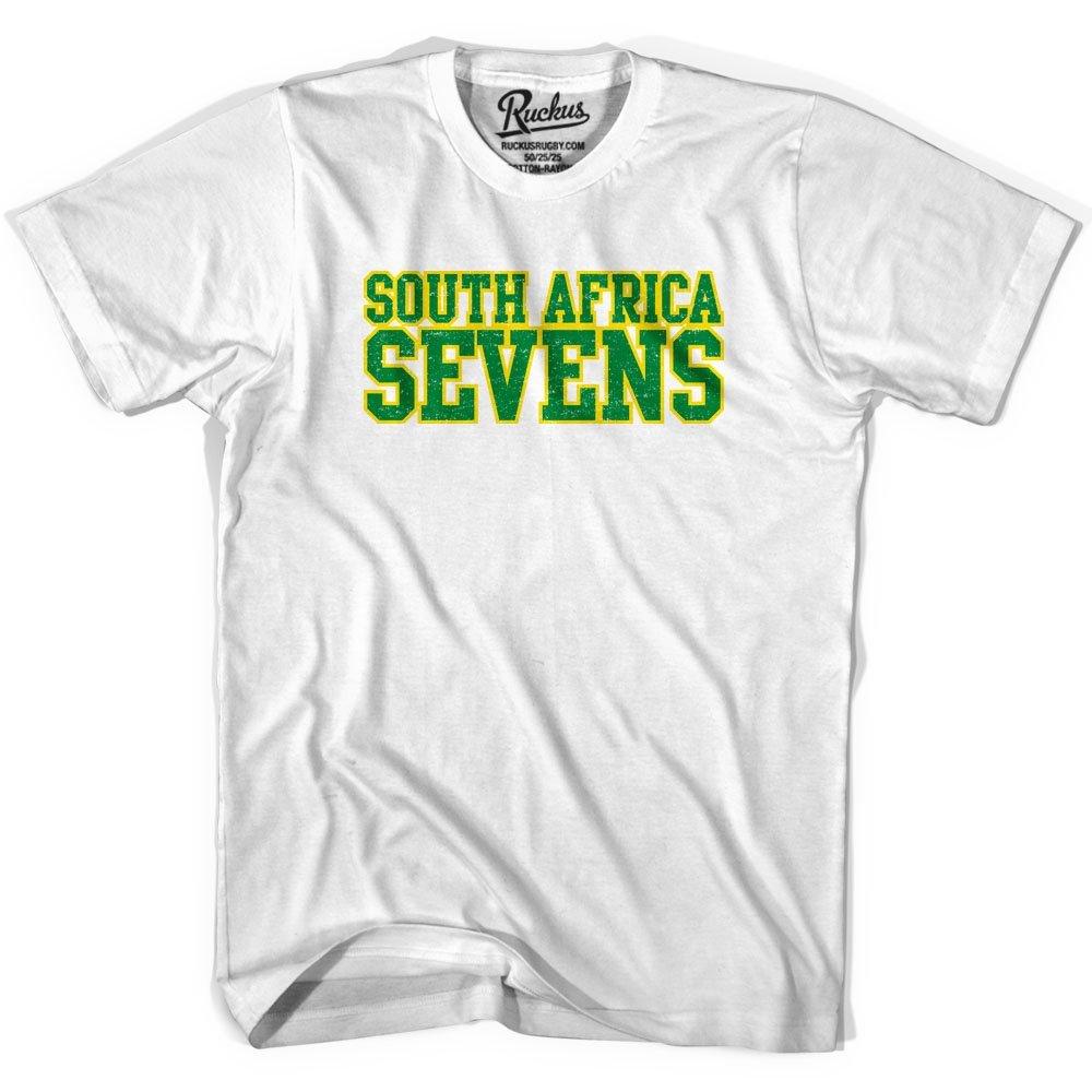 Sudáfrica siete naciones unidas Rugby camiseta: Amazon.es: Ropa y ...