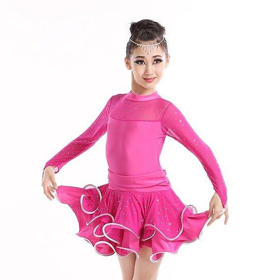 67c6a1d76 QCBC Children s Latin Dance Dress