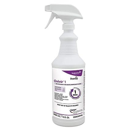 oxivir 1 Advanced Engineering RTU - Limpiador desinfectante, 32 oz ...