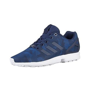 276637a978929 Adidas Zx Flux J Chaussures Garcon Bleu (35.5)  Amazon.fr ...