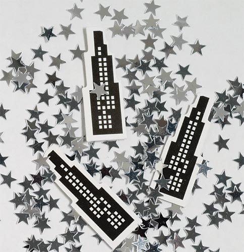 City Building Confetti ()