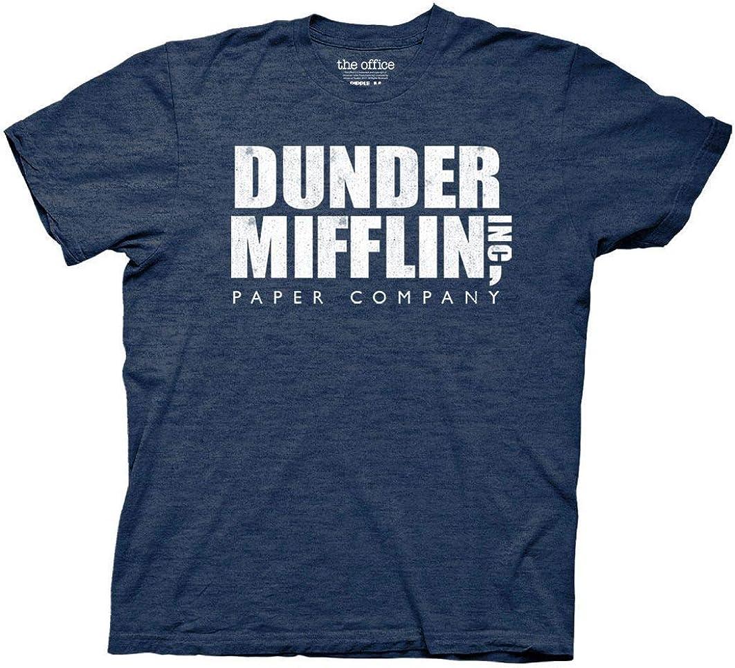 Ripple Junction The Office Dunder Mifflin Vintage Adult T-Shirt