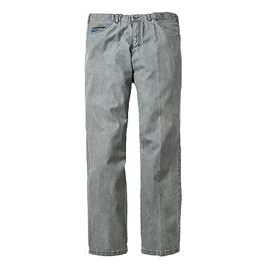 Club of Comfort leichte graue Jeans Kent Übergröße, deutsche Größe:29