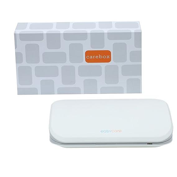 f98f826c3b1 Amazon.com  Easycare Portable Multiuse UV Sterilizer Disinfector Smartphone  Sanitizer