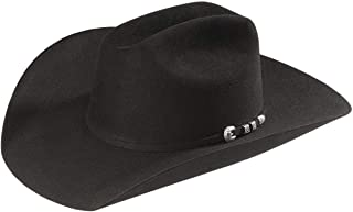 product image for Stetson Men's 6X Bar None Fur Felt Western Hat - Sfbnoe-944207 Black