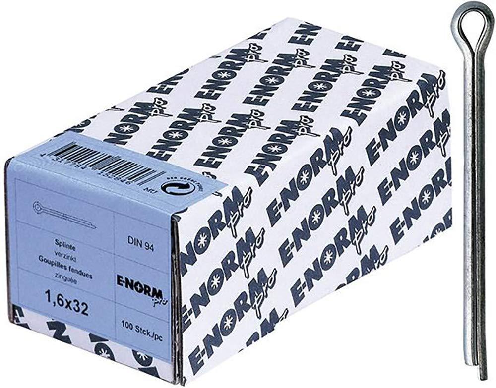 Format 4317784152877/ /St galZn DIN 94/2/x 40/HP Sechskantmuttern