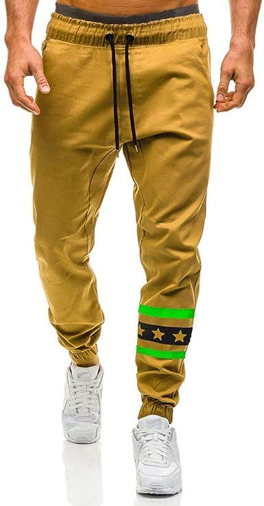 Overdose Pantalones Hombre Pantalones De Chándal para ...