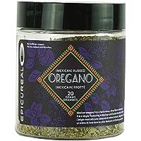 Epicureal Authentic Mexican Oregano - 20g | Rubbed, Dried Premium Mexico Oregano, Grassy & Citrus Notes