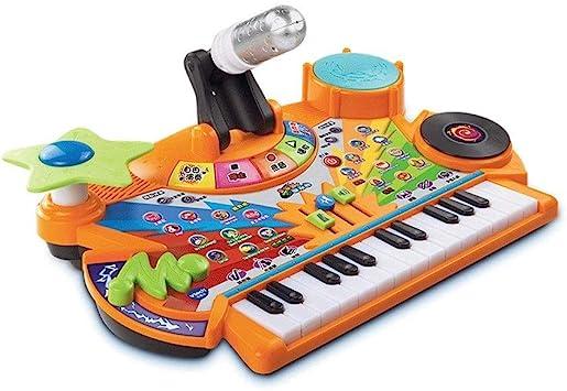 LYHY Teclado Juguetes Infantiles, Teclado Música Puzzle 3 ...