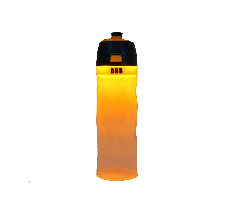 Orb Bike Light and Bottle