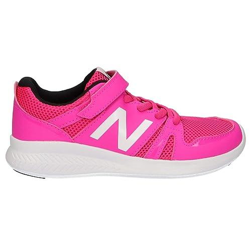 meilleure sélection 48651 3e575 New Balance Chaussures de Sport pour Fille YT570PK Rosa ...