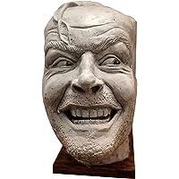 Sculpture Of The Shining-Bookend-Library-Here S Johnny Sculpture, Jack nicholson joker figure, For Resin Desktop…