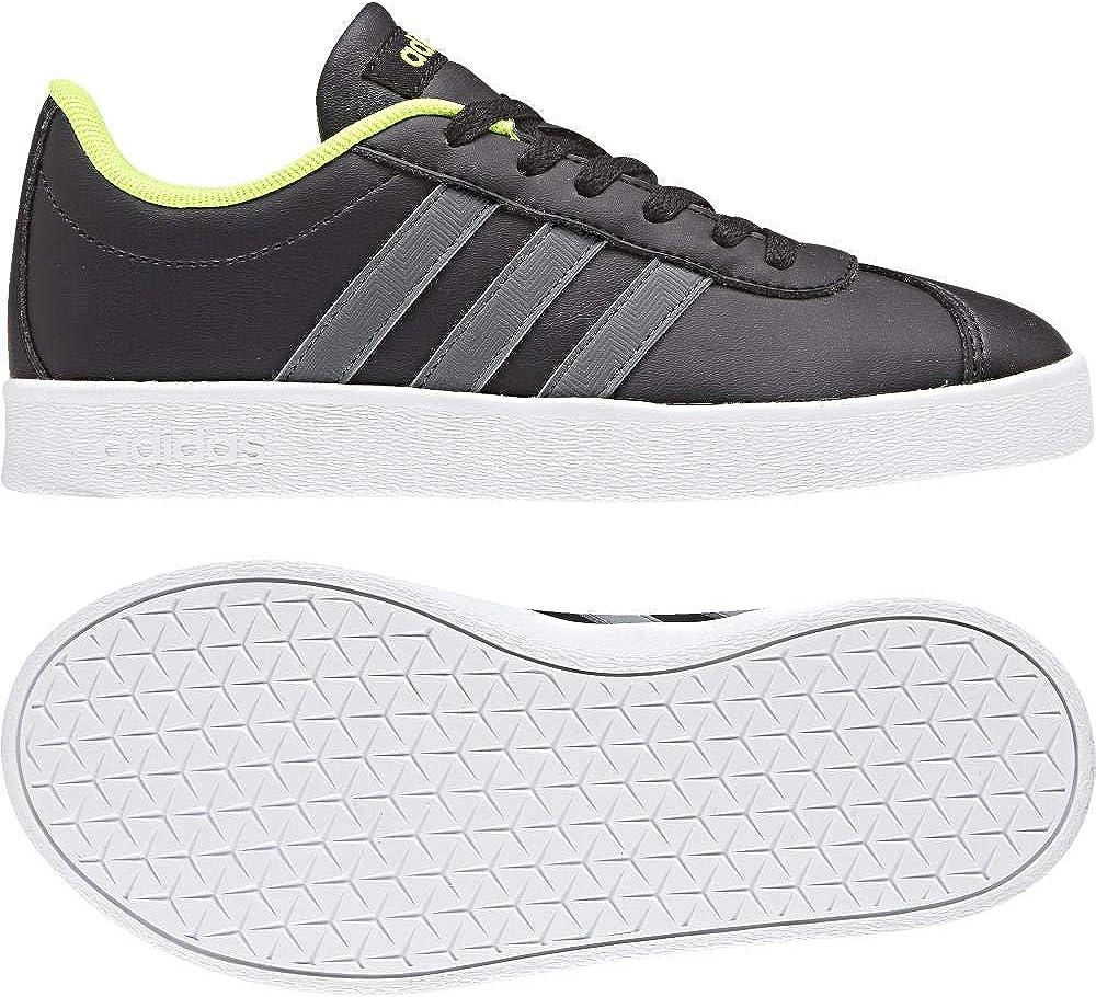 adidas VL Court 2.0 K Scarpe da Tennis Unisex Bambini
