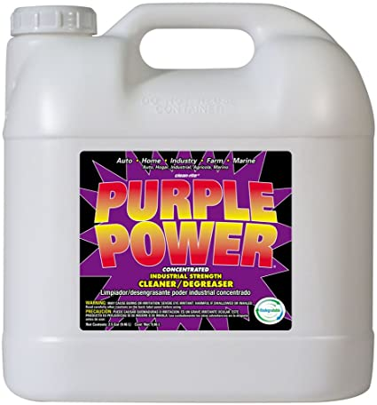 Amazon.com: Purple Power (4320P) Industrial Strength Cleaner And ...