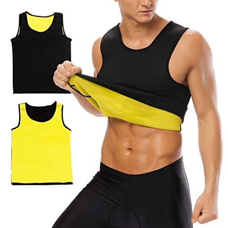 Tsmile Womens 3 Pack Cotton Blend Lightweight Stretch Slim Fitted Compression Base Layer Dry Fit Tank Top Vest Cami