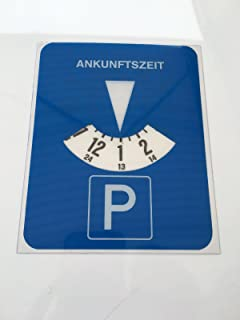 NIE WIEDER Parkuhr suchen!!! MAGIC-PARKUHR r/ückstandslos entfernbar und wiederverwendbar selbstklebend