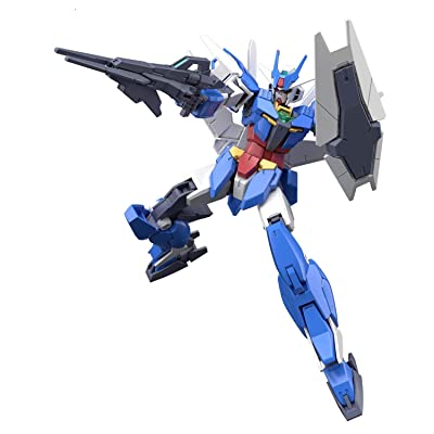 Gundam Build Divers RE:Rise #01 Earthree Gundam, Bandai Spirits HGBD:R1/144: Toys & Games