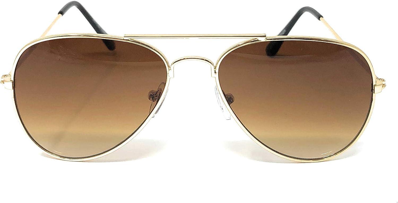 Childrens Size Metal Aviator Sunglasses WebDeals Retro