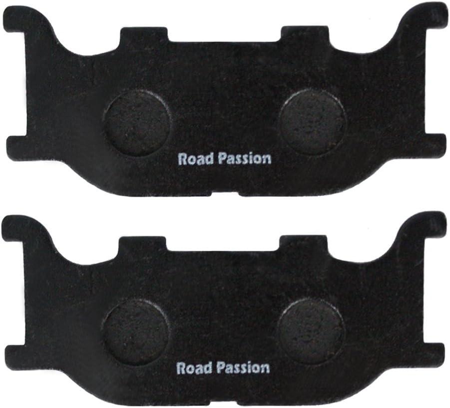 Road Passion Bremsbel/äge vorne f/ür YAMAHA YP250 Majesty 1996-2003 CP250 V//W//X Maxam//Morphus 2005-2008