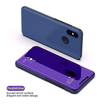 Amazon com: Vivo V11/V11Pro Flip Case, Perspective Window