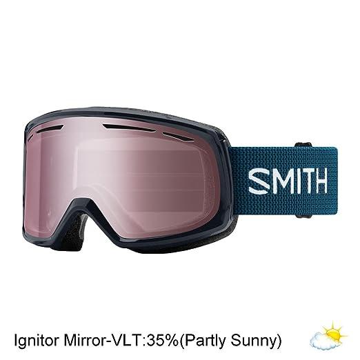 74f062f11e2e Amazon.com  Smith Women s Drift Snow Goggles  Sports   Outdoors