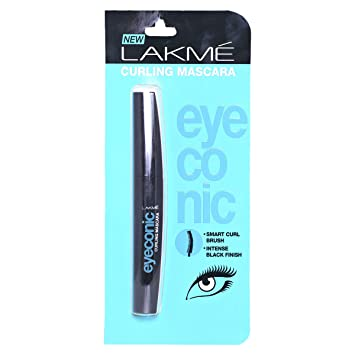 6fd579e719e Lakme Iconic Curling Mascara - Black: Amazon.ae: UAE SOUQ