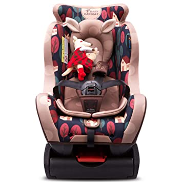 Amazon Com Car Child Safety Seat 0 6 Years Old Baby Baby Car Seat