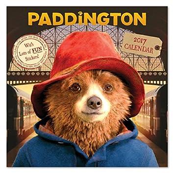 """Résultat de recherche d'images pour """"Calendrier Paddington 2017"""""""