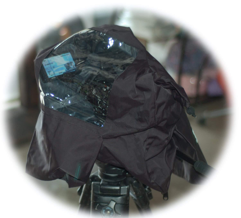 Rain Cover for Sony PXW-FS5 PXW-FS7 PXW-FS5M2 Panasonic AU-EVA1 HC-X1000 Canon XF705 XF315 xf305 JVC GY-HM660 GY-HM610 HM650 HM600 Camcorder by FOREST BRAVE