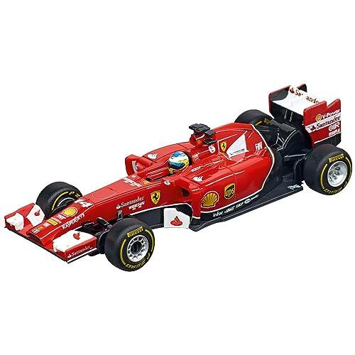 Carrera Digital 143 - 20041384 - Voiture De Circuit - Ferrari F14 T - F.alonso No.14