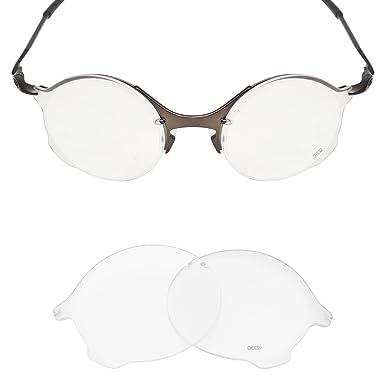 e879031894 Amazon.com  Mryok+ Polarized Replacement Lenses for Oakley Tailend ...