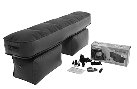Amazon.com: PetEGO Asiento de coche extensor hinchable ...
