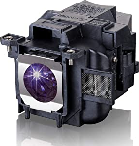 YOSUN V13h010L88 Projector Lamp for Epson ELPLP88 Powerlite Home Cinema 2040 1040 2045 740hd 640 ex3240 ex7240 ex9200 ex5250 ex5240 vs240 vs345 vs340 Projector Replacement Bulb