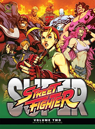 Super Street Fighter Volume 2: Hyper Fighting (Super Street Fighter Hc)