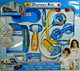 Medical Center Doctors Kit with Real Working Accessories