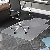 Bio 5mm Thick 1350x1140mm Carpet Floor Office Chair Mat