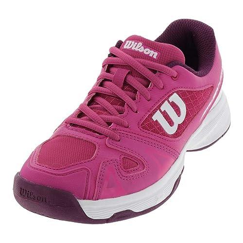 Wilson Rush Pro Jr 2.5, Zapatillas de Tenis Unisex Adulto: Amazon.es: Deportes y aire libre