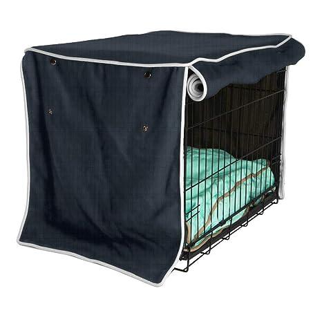 QEES JJZ1011 cobertores para jaulas de Perro, Resistentes al ...